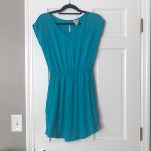 NWOT Mossimo Turquoise Cover Up